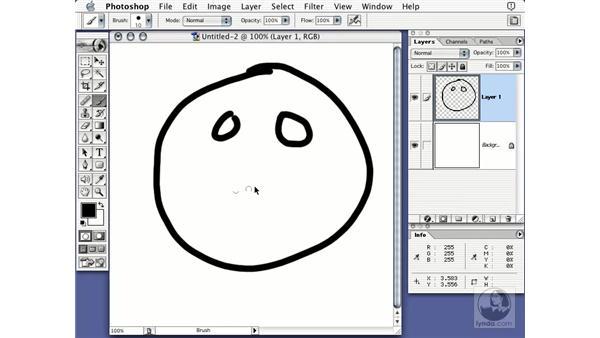 begone: Learning Photoshop 7