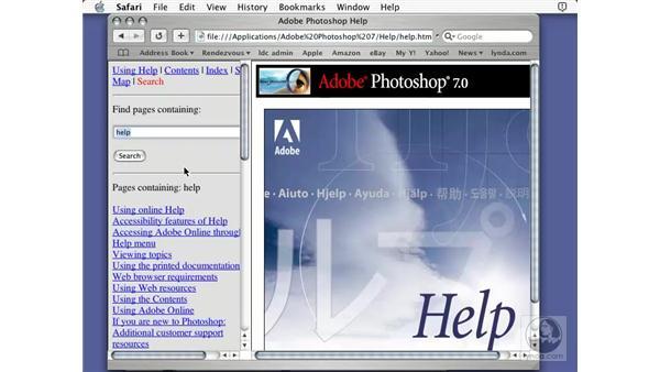 help: Learning Photoshop 7