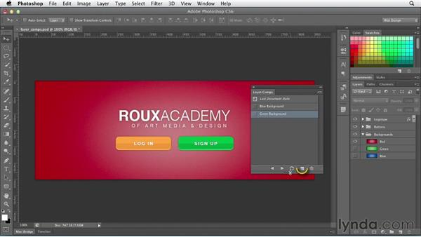 Welcome: Photoshop CS6 for Web Design (2012)