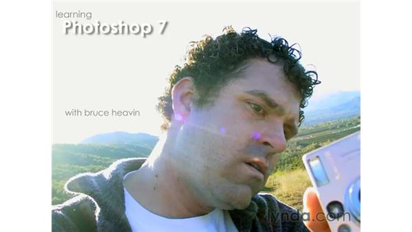 closing: Learning Photoshop 7