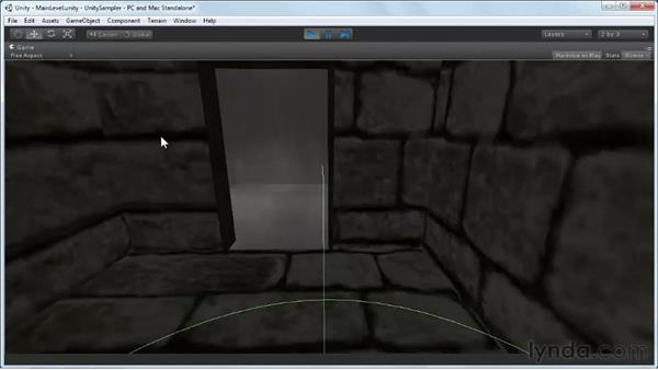 Fine-tuning the First Person Controller: Unity 3D 3.5 Essential Training