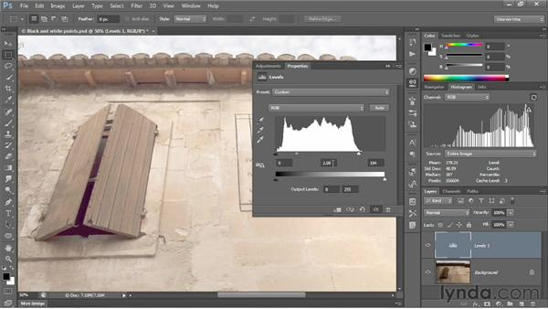 Understanding the Gamma value: Photoshop CS6 One-on-One: Intermediate