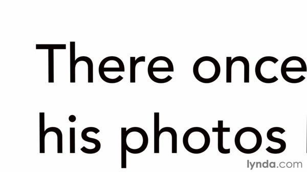Vector-based type: Photoshop CS6 One-on-One: Intermediate