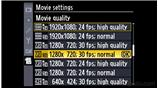 Image for Exploring frame rate choices