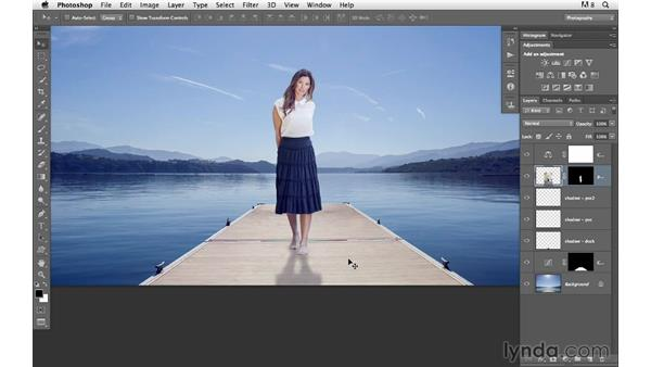 Welcome: Photoshop for Photographers: Compositing