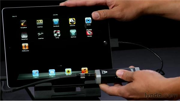 JAM by Apogee: iPad Music Production: Inputs, Mics, and MIDI