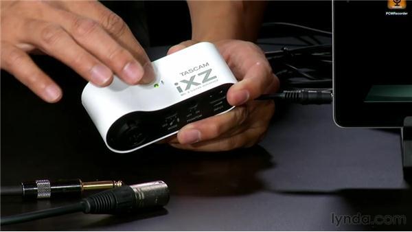 The Tascam iXZ: iPad Music Production: Inputs, Mics, and MIDI