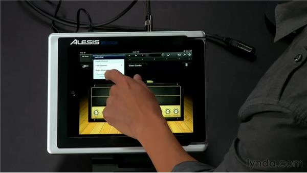 The iO Dock from Alesis: iPad Music Production: Inputs, Mics, and MIDI
