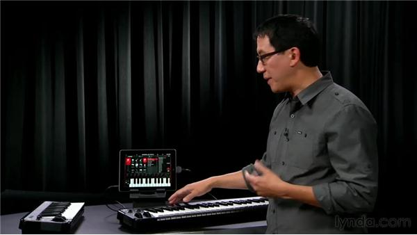 The Mobile Keys controllers from Line 6: iPad Music Production: Inputs, Mics, and MIDI