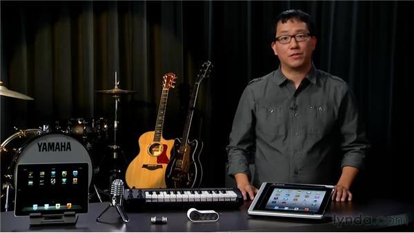 Next steps: iPad Music Production: Inputs, Mics, and MIDI