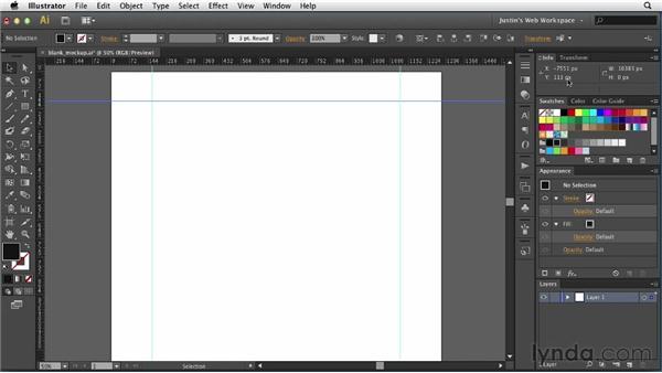 : Illustrator for Web Design