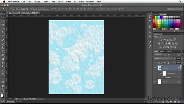 Placing Illustrator Smart Objects: Illustrator for Web Design