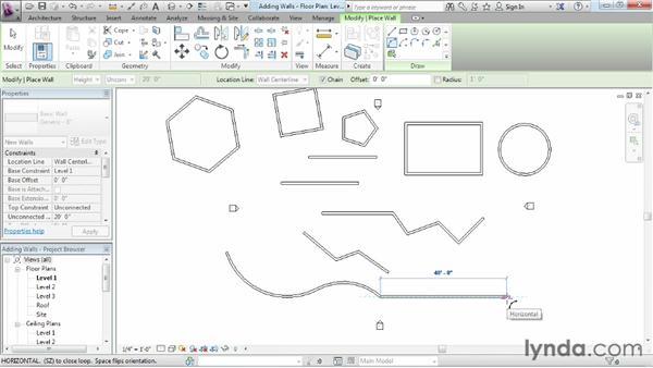 : Revit Architecture 2013 Essential Training