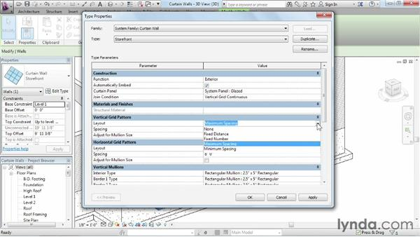 : Revit Architecture 2013 Essential Training