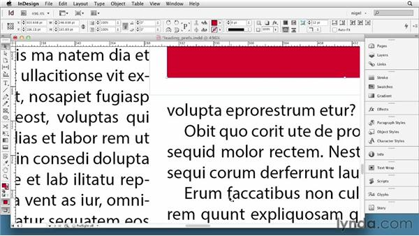 Leading shortcuts and preferences: InDesign Typography (2012)