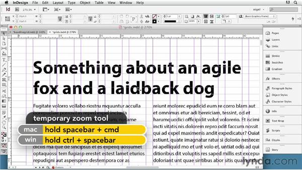 Handling baseline grid problems: InDesign Typography (2012)