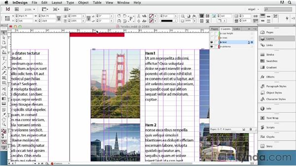 Baseline grid tricks: InDesign Typography (2012)