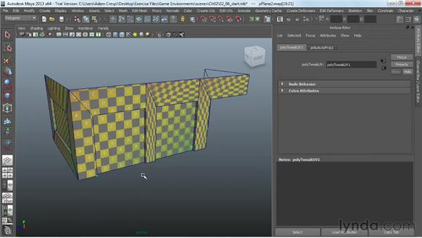 Planning for occlusion and texture stacking: Creating Game Environments in Maya and Photoshop