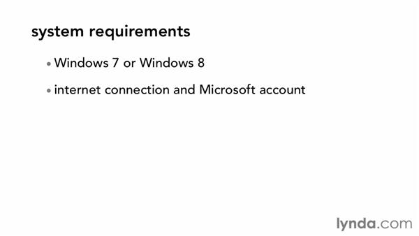 System requirements: Office 2013 First Look
