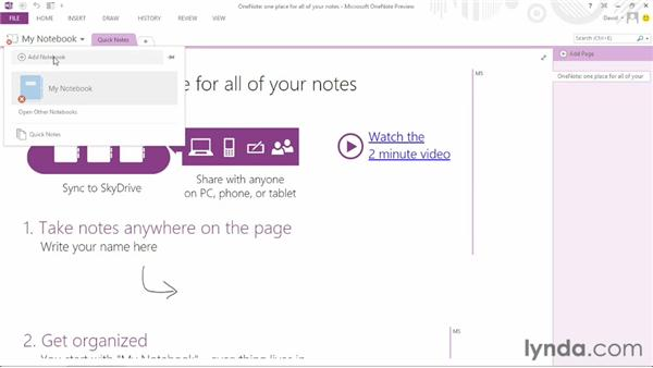 Exploring the new UI: Office 2013 First Look
