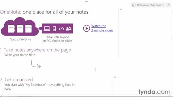 Changing views: Office 2013 First Look