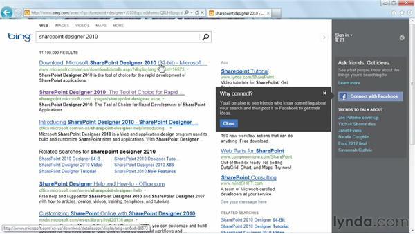 Launching SharePoint Designer 2010: SharePoint Designer 2010: Building Custom Workflows