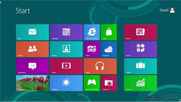 Exploring the Start screen: Windows 8 Release Preview First Look