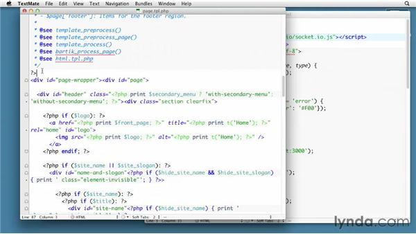 Creating a Drupal chatroom front-end: Node.js First Look