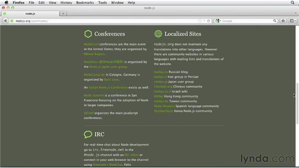: Node.js First Look