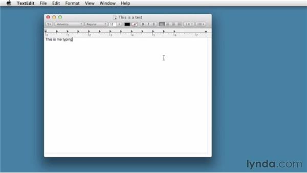 Exploring Auto Save improvements: Mac OS X Mountain Lion New Features