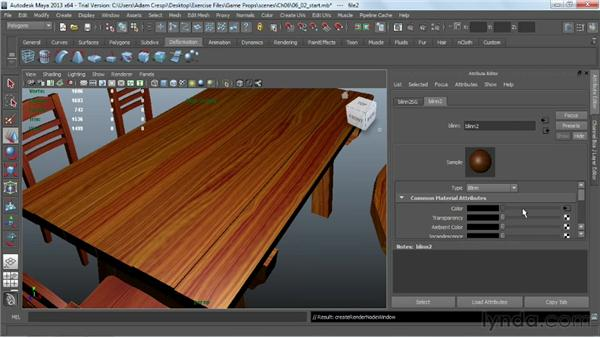 Overview of normal maps: Game Prop Creation in Maya