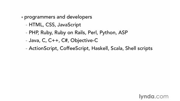 Who should use Git?: Git Essential Training