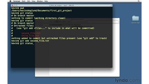 : Git Essential Training