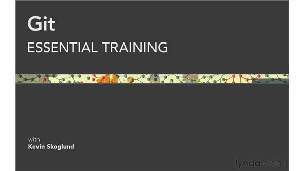 Goodbye: Git Essential Training