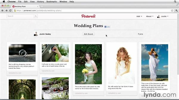 What is a board?: Up and Running with Pinterest