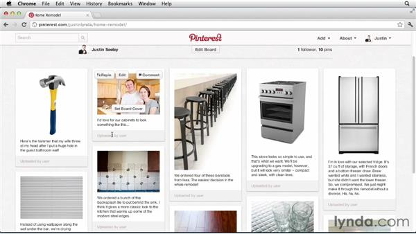 Planning a home remodel: Up and Running with Pinterest