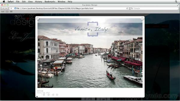 Changing the content: Creating a First Web Site with Dreamweaver CS6