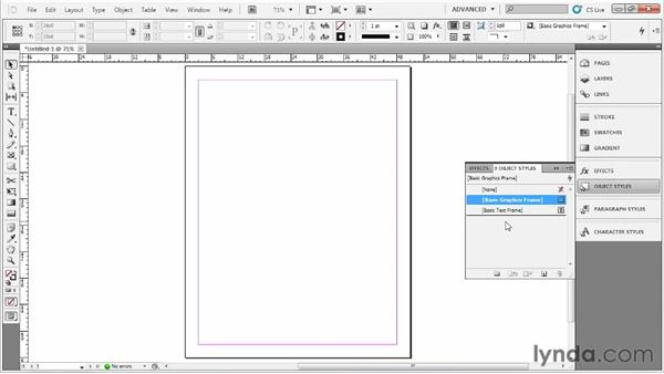 051 Five things that should be in every new file: InDesign Secrets
