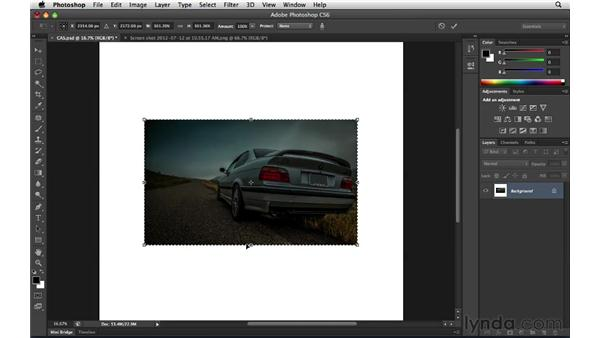 Content-Aware Scale: The feature nobody knows about: Photoshop Insider Training: Enhancing Photos