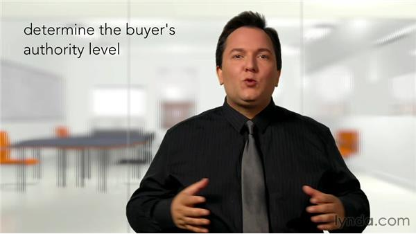 Clarifying roles, timing, budget, and decision making: Sales Skills Fundamentals