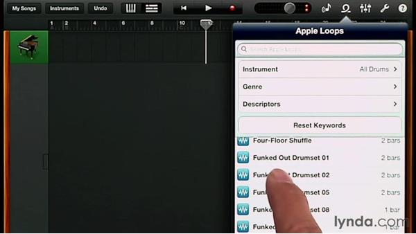 Welcome: GarageBand for iOS Essential Training