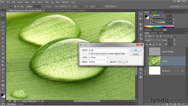 Customizing a geometric shape: Photoshop CS6 One-on-One: Advanced