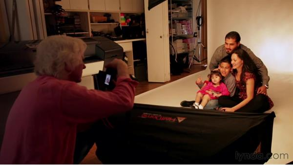 Course highlights: Douglas Kirkland on Photography: Photographing Kids and Families