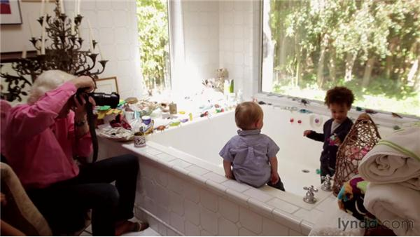 Connecting with kids: Douglas Kirkland on Photography: Photographing Kids and Families