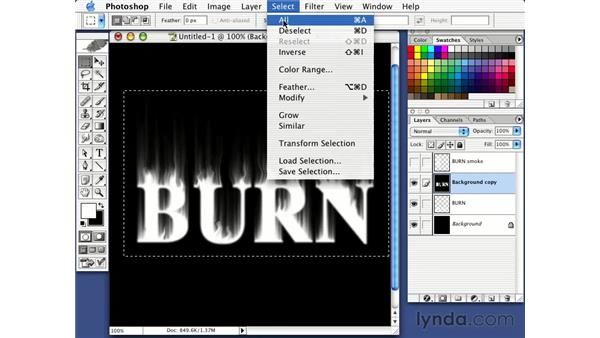 fire and smoke: Photorealism with Bert Monroy: Volume 1