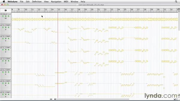: Melodyne Advanced Techniques
