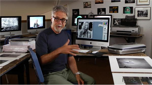 Understanding where resizing fits into your workflow: Inkjet Printing for Photographers