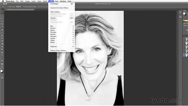Sharpening through an edge mask: Inkjet Printing for Photographers