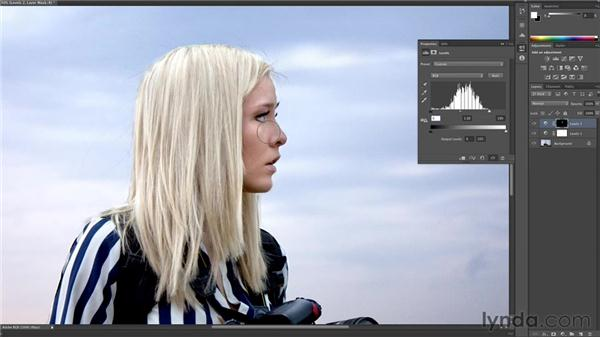 Correcting a color image: Inkjet Printing for Photographers