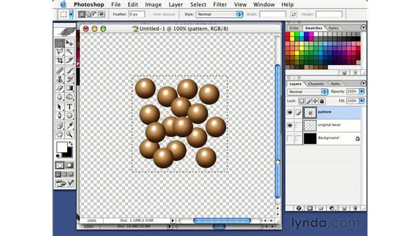 beans pattern: Photorealism with Bert Monroy: Volume 1